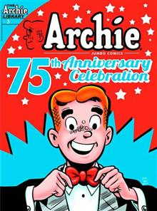 ARCHIE 75TH ANNIV DIGEST #3