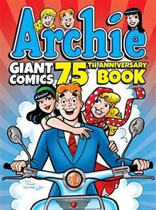 ARCHIE GIANT COMICS 75TH ANNIV TP