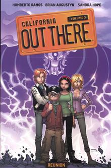 OUT THERE TP VOL 03
