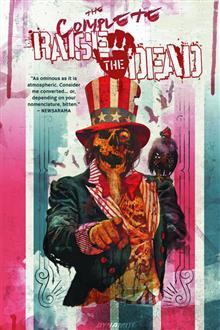 COMPLETE RAISE THE DEAD TP (MR)