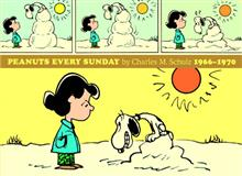 PEANUTS EVERY SUNDAY HC VOL 04 1966-1970