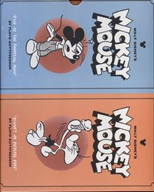 DISNEY MICKEY MOUSE BOX SET HC VOL 09 & 10