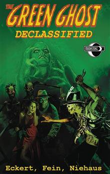 GREEN GHOST DECLASSIFIED GN