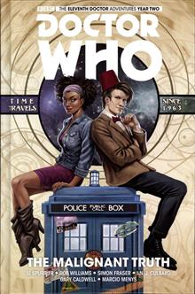 DOCTOR WHO 11TH HC VOL 06 MALIGNANT TRUTH