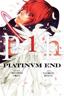 PLATINUM END GN VOL 01 (MR)