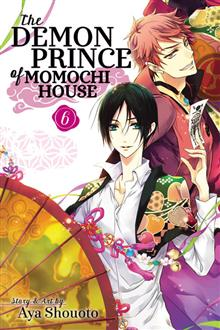 DEMON PRINCE OF MOMOCHI HOUSE GN VOL 06
