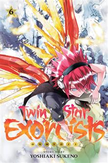 TWIN STAR EXORCISTS ONMYOJI GN VOL 06