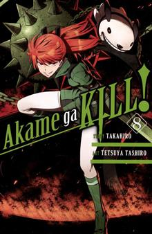 AKAME GA KILL GN VOL 08