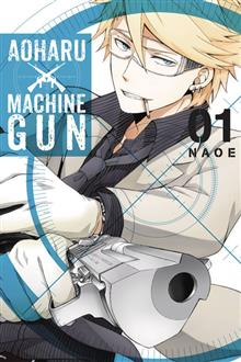 AOHARU X MACHINEGUN GN VOL 01