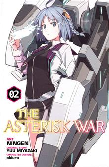 ASTERISK WAR GN VOL 02