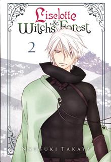 LISELOTTE & WITCHS FOREST GN VOL 02