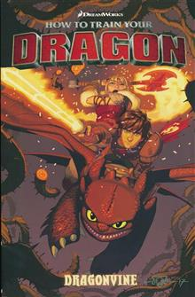HOW TO TRAIN YOUR DRAGON DRAGONVINE TP