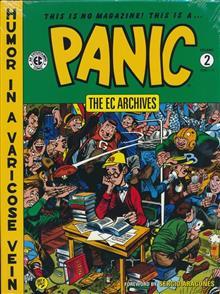EC ARCHIVES PANIC HC VOL 02