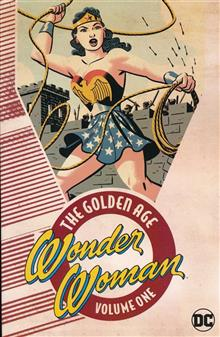 WONDER WOMAN THE GOLDEN AGE TP VOL 01