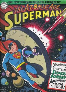 SUPERMAN ATOMIC AGE SUNDAYS HC VOL 03 1956-1959