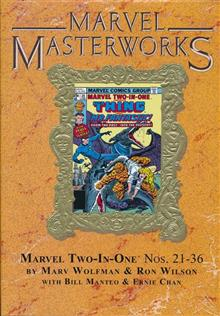 MMW MARVEL TWO IN ONE HC VOL 03 DM VAR ED 256