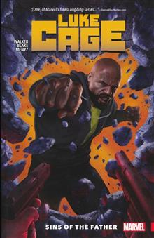 LUKE CAGE TP VOL 01 SINS OF THE FATHER