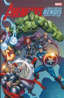 AVENGERS BY BENDIS COMPLETE COLLECTION TP VOL 03