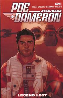 STAR WARS POE DAMERON TP VOL 03 LEGENDS LOST