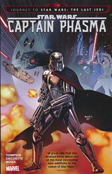 STAR WARS  CAPT PHASMA TP