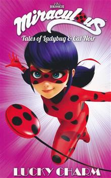 MIRACULOUS TALES OF LADYBUG AND CAT NOIR LUCKY CHARM TP