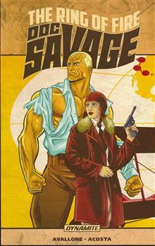 DOC SAVAGE RING OF FIRE TP
