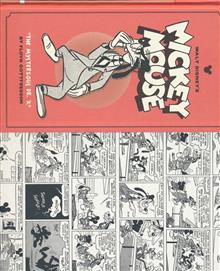 DISNEY MICKEY MOUSE HC VOL 12 MYSTERIOUS DR X