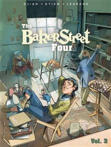 BAKER STREET FOUR GN VOL 03 (C: 0-1-0)