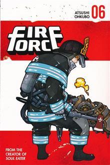 FIRE FORCE GN VOL 06