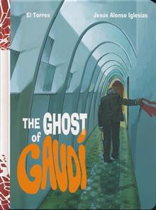 THE GHOST OF GAUDI HC