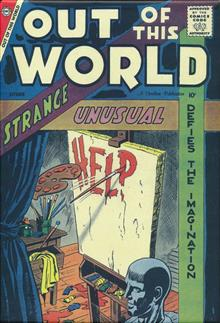 SILVER AGE CLASSICS OUT THIS WORLD SLIPCASE ED VOL 02