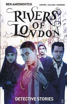 RIVERS OF LONDON TP VOL 04 DETECTIVE STORIES