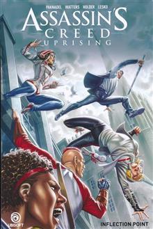 ASSASSINS CREED UPRISING TP VOL 02