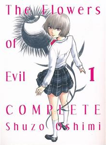 FLOWERS OF EVIL COMPLETE ED TP VOL 01 (MR)