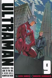 ULTRAMAN GN VOL 09