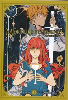 MORTAL INSTRUMENTS GN VOL 01