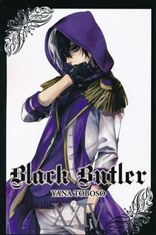 BLACK BUTLER GN VOL 24