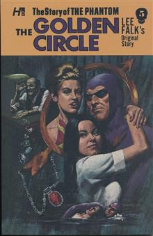 PHANTOM COMP AVON NOVELS VOL 05 GOLDEN CIRCLE
