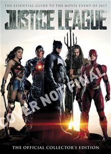 JUSTICE LEAGUE MAGAZINE OFFICIAL COLL ED HC