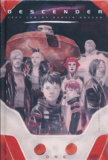 Descender Dlx Ed HC Vol 01 DCBS Exc