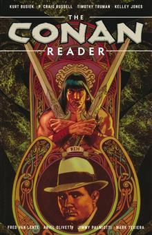 CONAN READER TP (C: 0-1-2)
