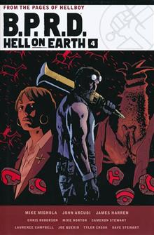 BPRD HELL ON EARTH HC VOL 04