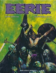 EERIE ARCHIVES HC VOL 25 (C: 0-1-2)