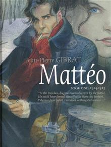MATTEO HC VOL 01 1914-1915 (C: 0-1-2)