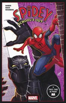 SPIDEY SCHOOLS OUT MPGN TP