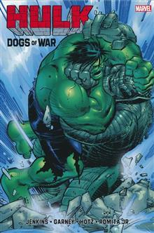 HULK HC DOGS OF WAR