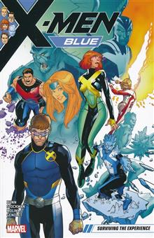 X-MEN BLUE TP VOL 05 SURVIVING EXPERIENCE