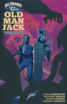 BIG TROUBLE IN LITTLE CHINA OLD MAN JACK TP VOL 02 (C: 0-1-2