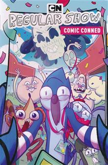 REGULAR SHOW ORIGINAL GN VOL 06 COMIC CONNED (C: 1-1-2)