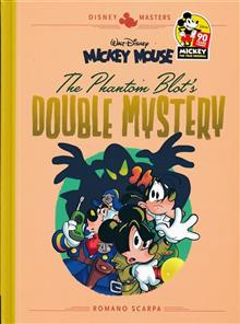 DISNEY MASTERS MICKEY MOUSE HC VOL 05 SCARPA PHANTOM BLOT (C